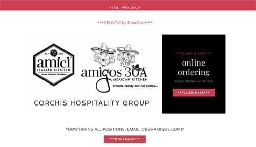 30a Restaurants