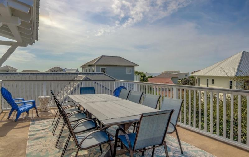 Dune Allen rental Gulf Views