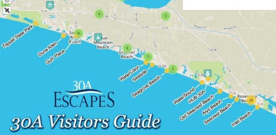 30A Florida Vacation Guide