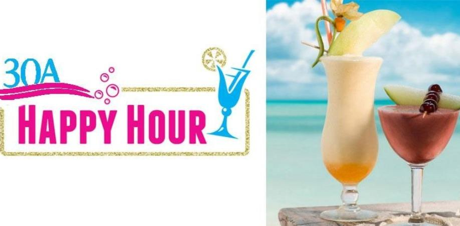 Best 30A Florida Happy Hour Spots