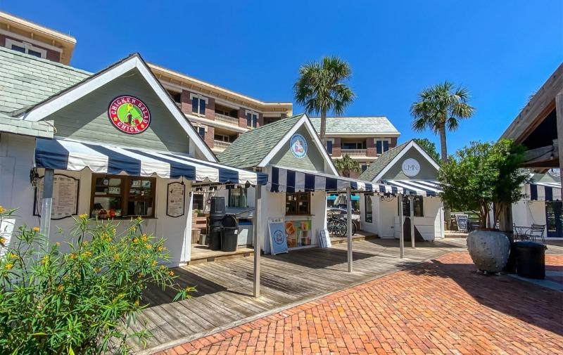 Fun Boutiques at Peddlers Pavilion in Seacrest Beach