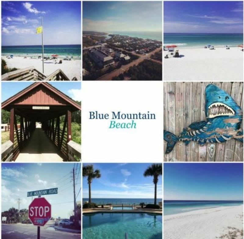 Blue Mountain Beach Florida Vacation Guide