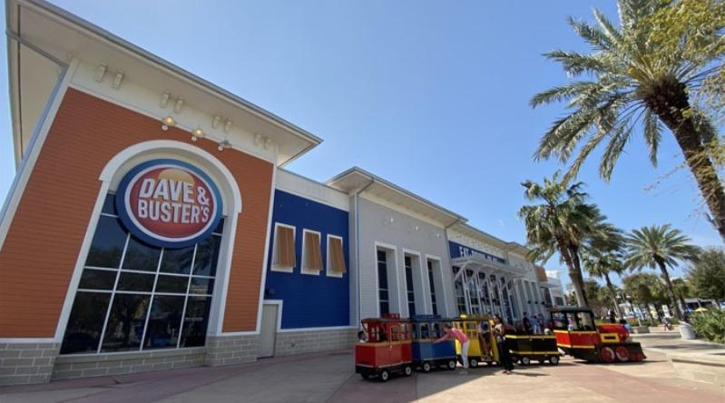 Dave & Busters at Pier Park
