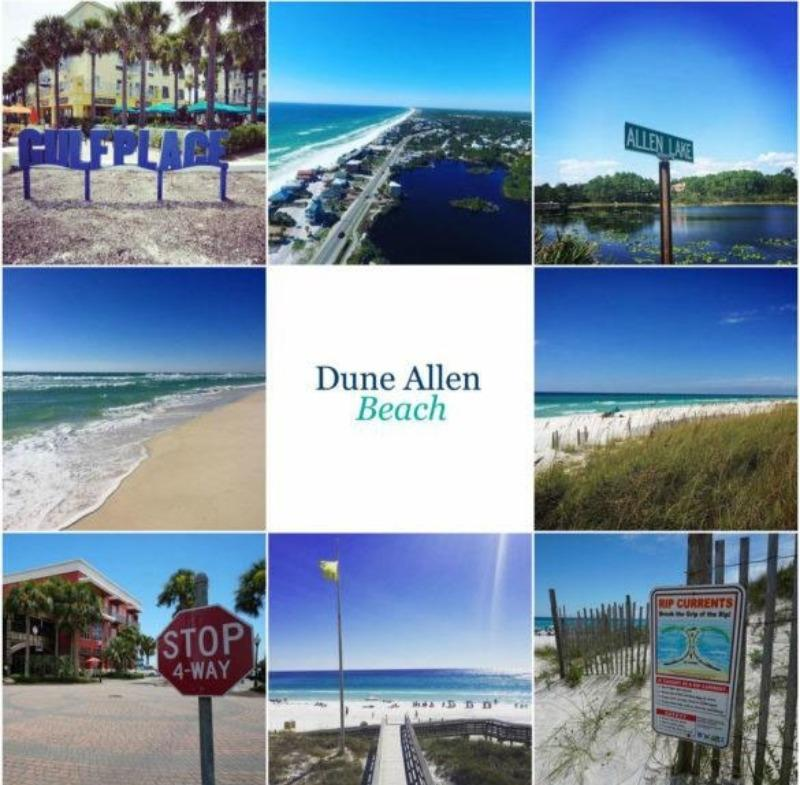 Dune Allen Beach Florida Vacation Guide