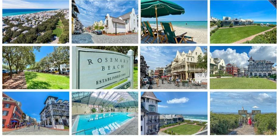 Discover Rosemary Beach Florida