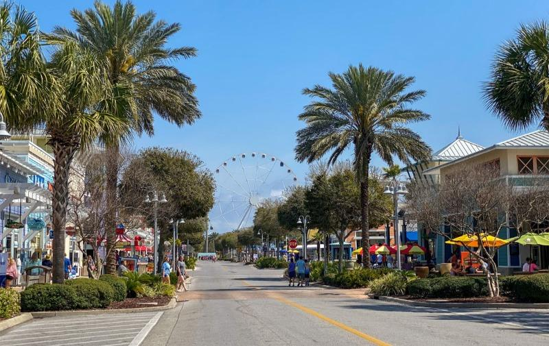 Fun Shops at Pier Park in PCB