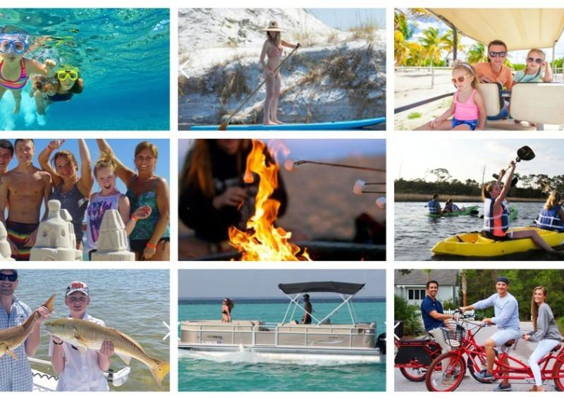 Fun Things to Do in South Walton / 30A