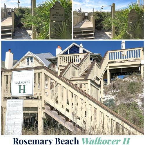 Rosemary Beach Walkover H