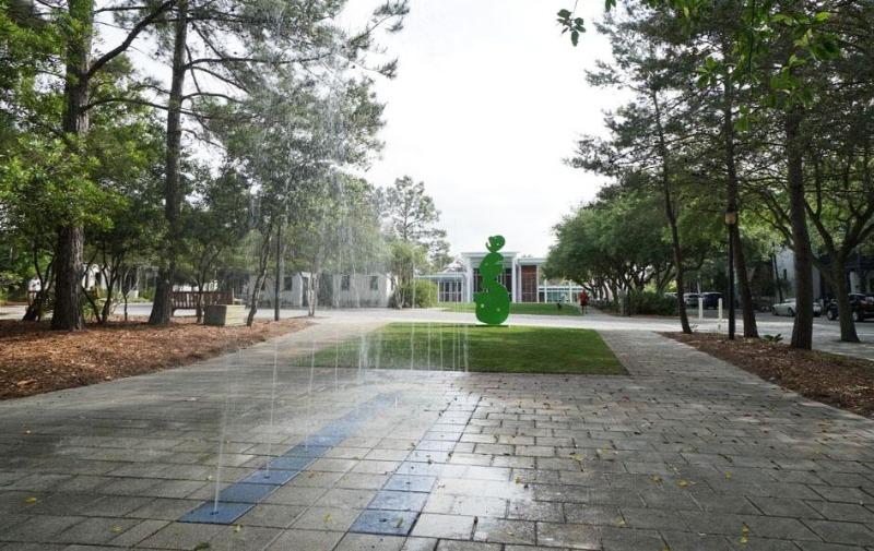 Rosemary Beach Splash Pad