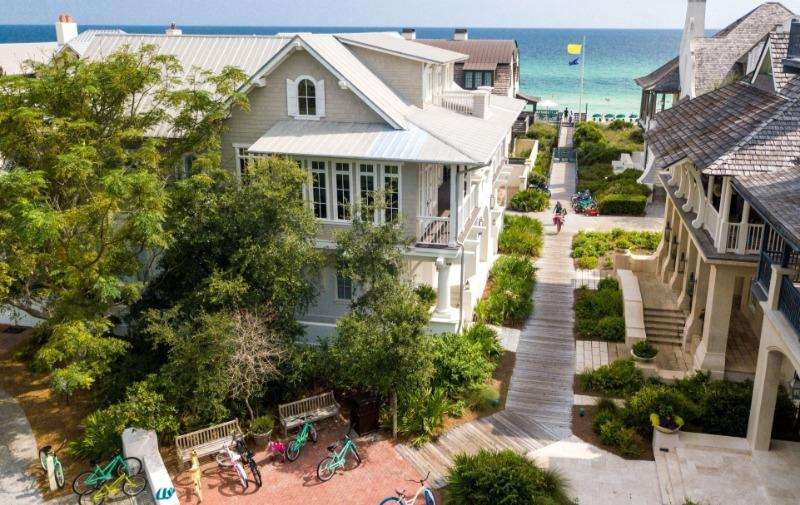Rosemary Beach Walkover