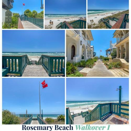 Rosemary Beach Walkover I