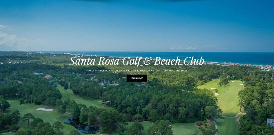 30A Santa Rosa Golf and Beach Club