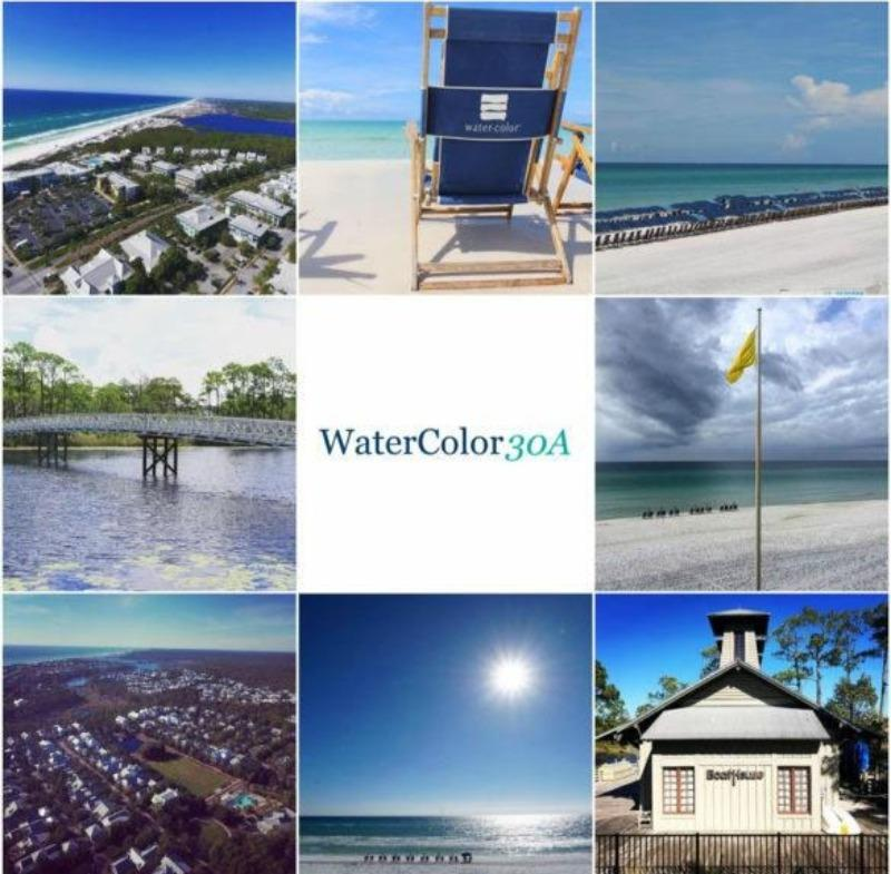 30A WaterColor Florida Vacation Guide